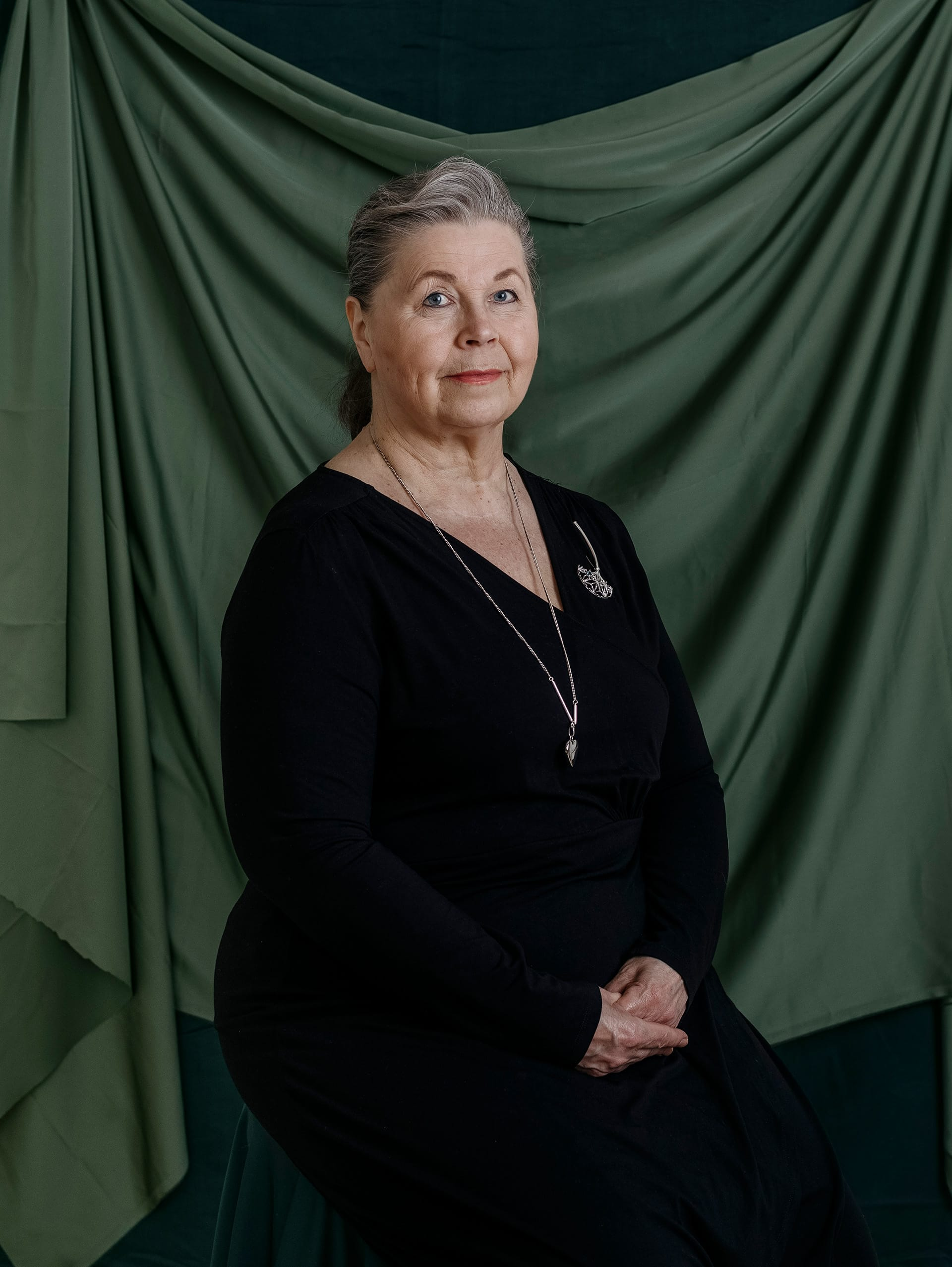 Katriina Bildjuschkin, kuva: Tiina Eronen